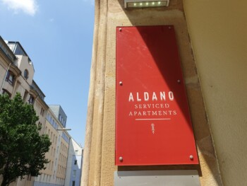 Aldano Serviced Apartmemts, Wien