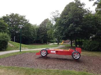 Alfred-Grünwald-Park, Wien