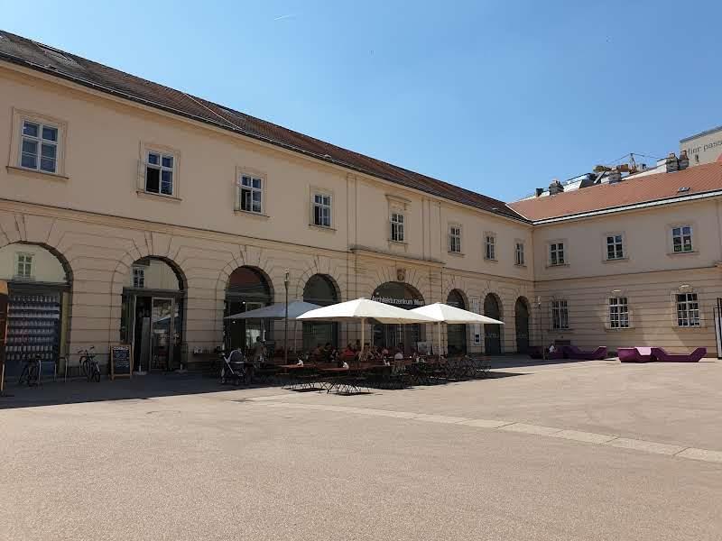 AzW Architecture Center Vienna