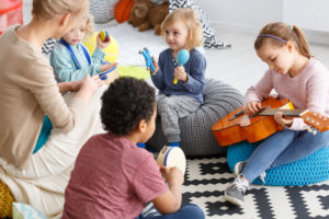 Music Courses for children in Vienna. Musikkurse für Kinder in Wien.