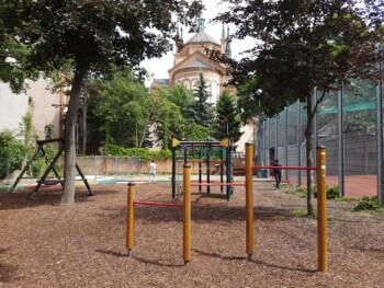 Josef-Strauß-Park, Wien