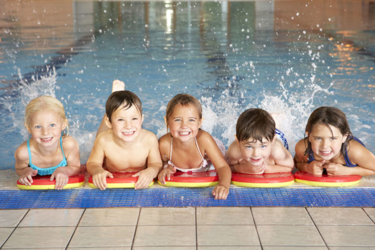 Swimming Courses for children in Vienna. Schwimmkurse für Kinder in Wien.