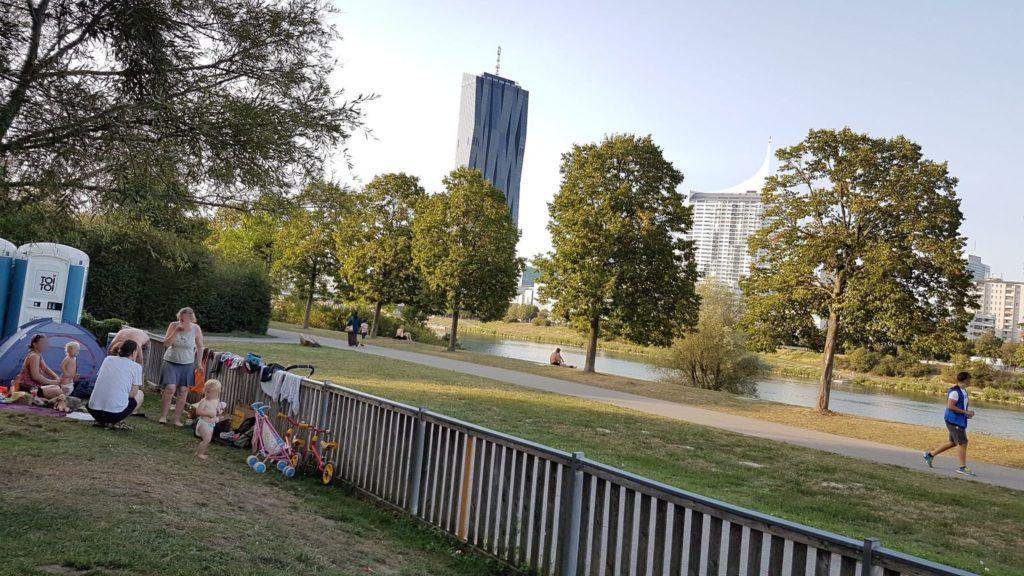 Danube Island Water Playground