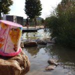 Wasserspielplatz Donauinsel, Wien