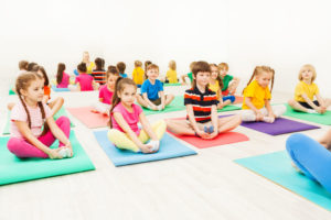 Yoga Courses for children in Vienna. Yoga-Kurse für Kinder in Wien.