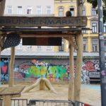 Yppenpark Spielplatz Brunnenmarkt, Wien